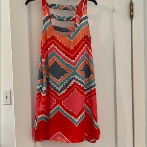 Eight Sixty Navajo print dress